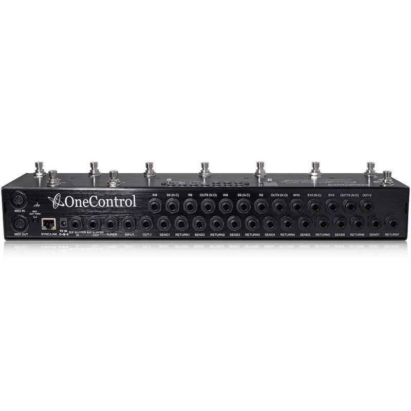 View larger image of One Control Crocodile Tail Loop Programmable Switcher