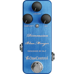 One Control Dimension Blue Modulation Pedal