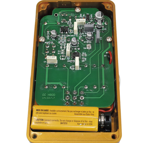 View larger image of One Control Honey Bee Overdrive Pedal