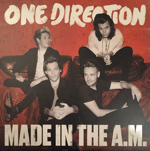 View larger image of One Direction - Made In The A.M. (2 LP)
