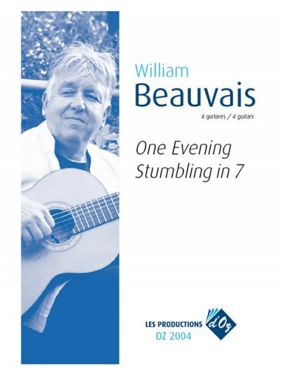 View larger image of One Evening / Stumbling In 7 (Beauvais) - Guitar Quartet