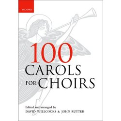 One Hundred Carols for Choirs - SATB,Parts