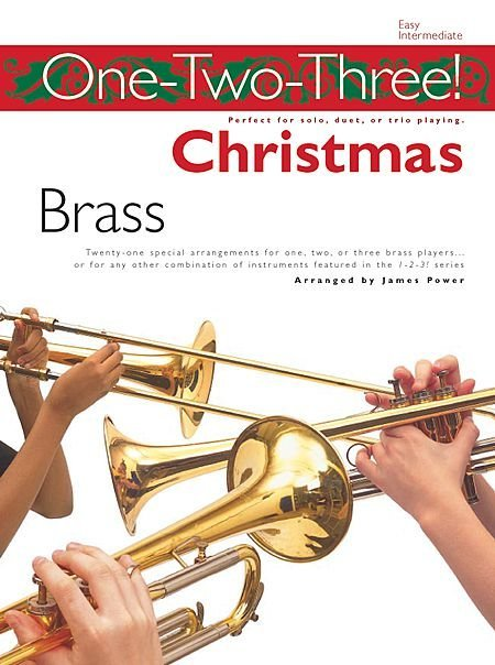 View larger image of One - Two - Three Christmas - Brass