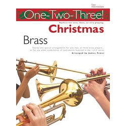 One - Two - Three Christmas - Brass
