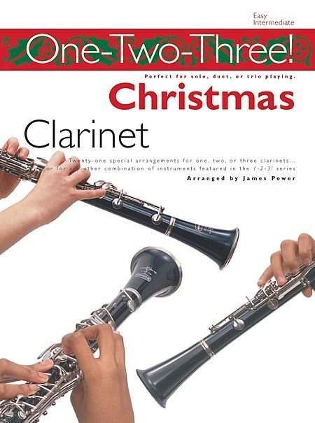 View larger image of One - Two - Three Christmas - Clarinet