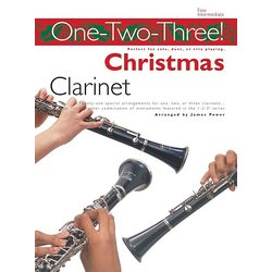 One - Two - Three Christmas - Clarinet
