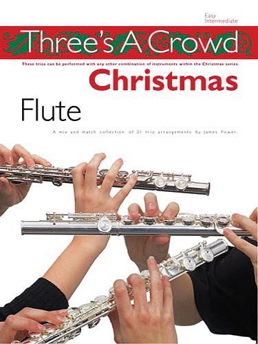 View larger image of One - Two - Three Christmas - Flute