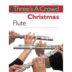 One - Two - Three Christmas - Flute