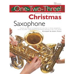 One - Two - Three Christmas - Saxophone