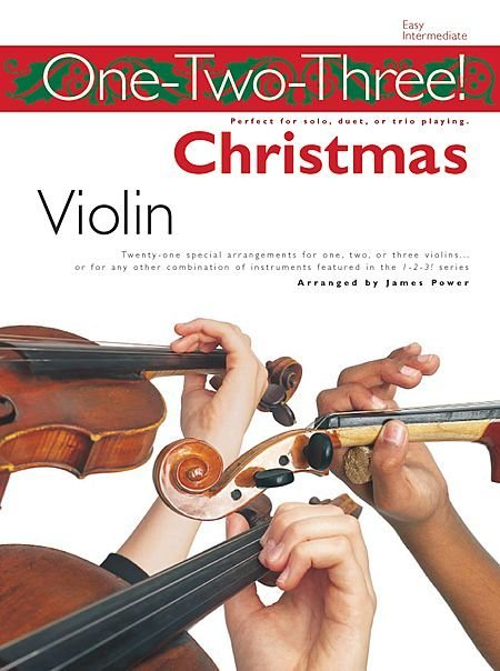 View larger image of One - Two - Three Christmas - Violin