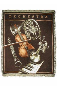 View larger image of Orchestra Blanket