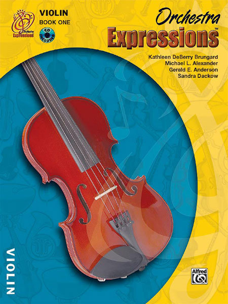 View larger image of Orchestra Expressions Book One - Student Edition
