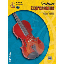Orchestra Expressions Book One - Student Edition