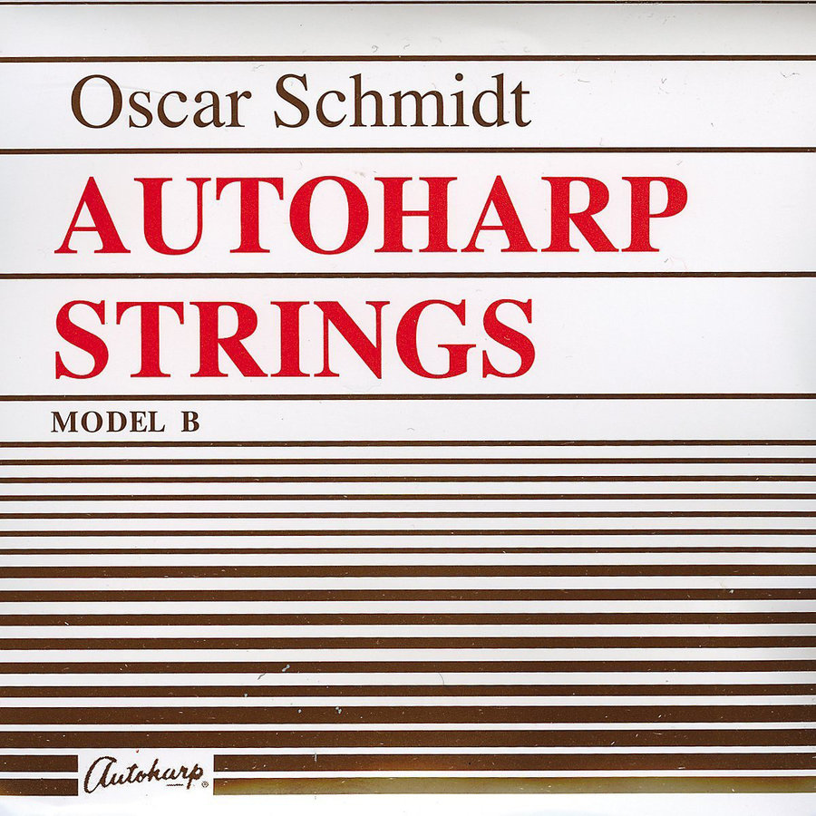 View larger image of Oscar ASB Stainless Steel Autoharp Strings