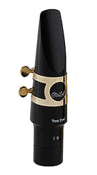 View larger image of Otto Link 7 Baritone Saxophone Mouthpiece - Hard Rubber