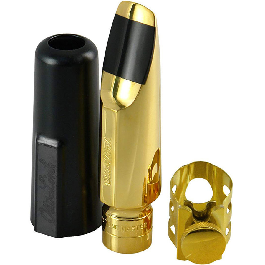 View larger image of Otto Link Metal Alto Saxophone Mouthpiece - 5*