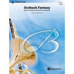 Outback Fantasy - Score & Parts, Grade 3
