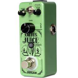 Outlaw Effects Cactus Juice 2-Mode Overdrive Pedal