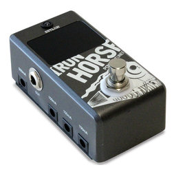 Outlaw Effects Iron Horse Power Supply + Tuner