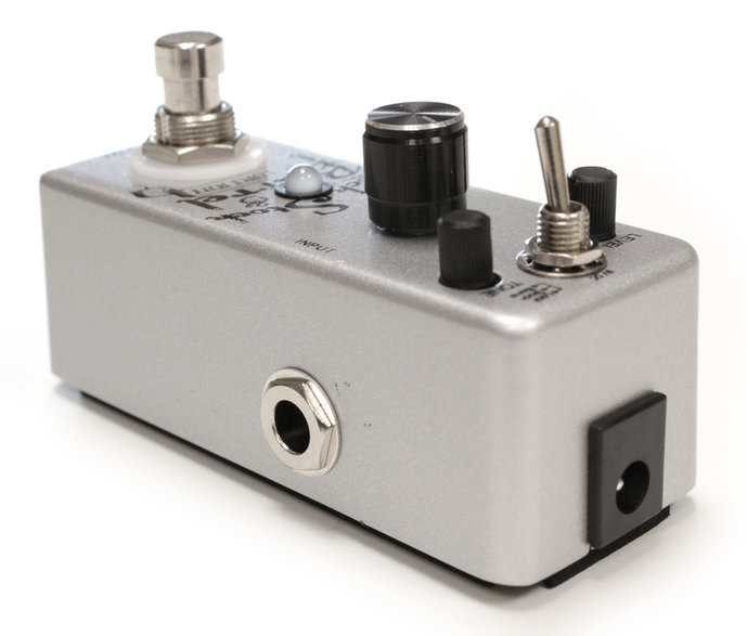 View larger image of Outlaw Effects Lock Stock & Barrel 3-Mode Distortion Pedal