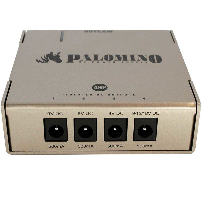 View larger image of Outlaw Effects Palomino 4HP Power Supply