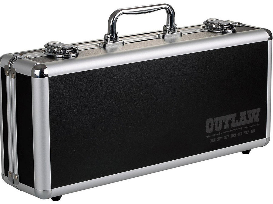 View larger image of Outlaw Effects Pedal Case with 9V Power Supply