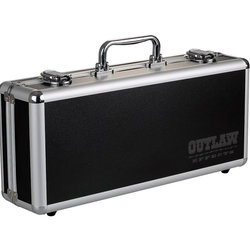 Outlaw Effects Pedal Case with 9V Power Supply