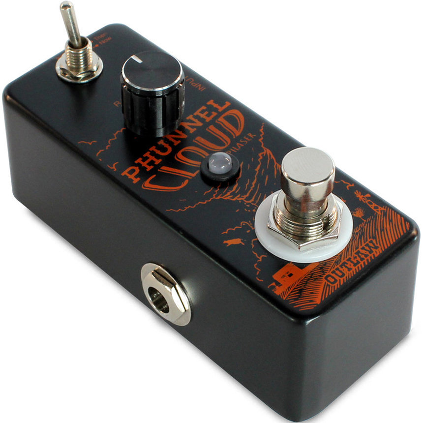 View larger image of Outlaw Effects Phunnel Cloud 2-Mode Phaser Pedal