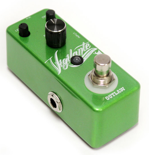 View larger image of Outlaw Effects Vigilante Chorus Pedal