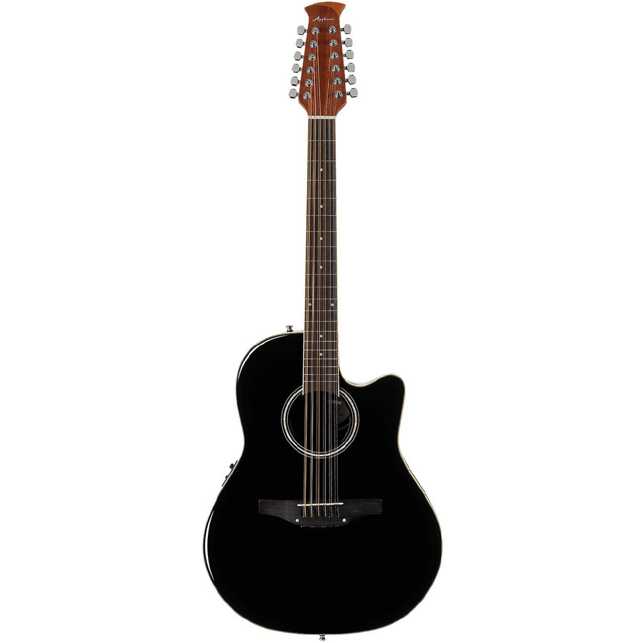 View larger image of Ovation Applause Standard 12-String Acoustic-Electric Guitar - Black