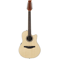 Ovation Applause Standard 12-String Acoustic-Electric Guitar - Natural