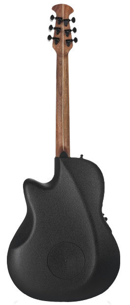 View larger image of Ovation Kaki King Signature Acoustic - Satin Black