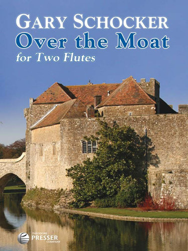 View larger image of Over The Moat - (Flute Duet)
