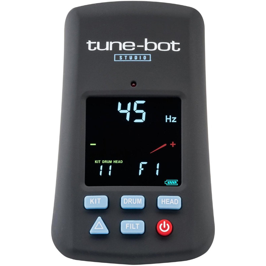 View larger image of Overtone Labs Tune-Bot Studio Drum Tuner