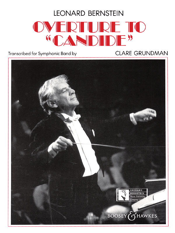 View larger image of Overture to Candide - Score & Parts, Grade 5