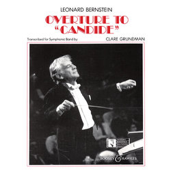 Overture to Candide - Score & Parts, Grade 5