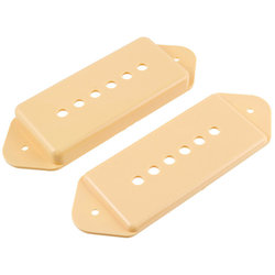 P-90 Pickup Covers - Cream