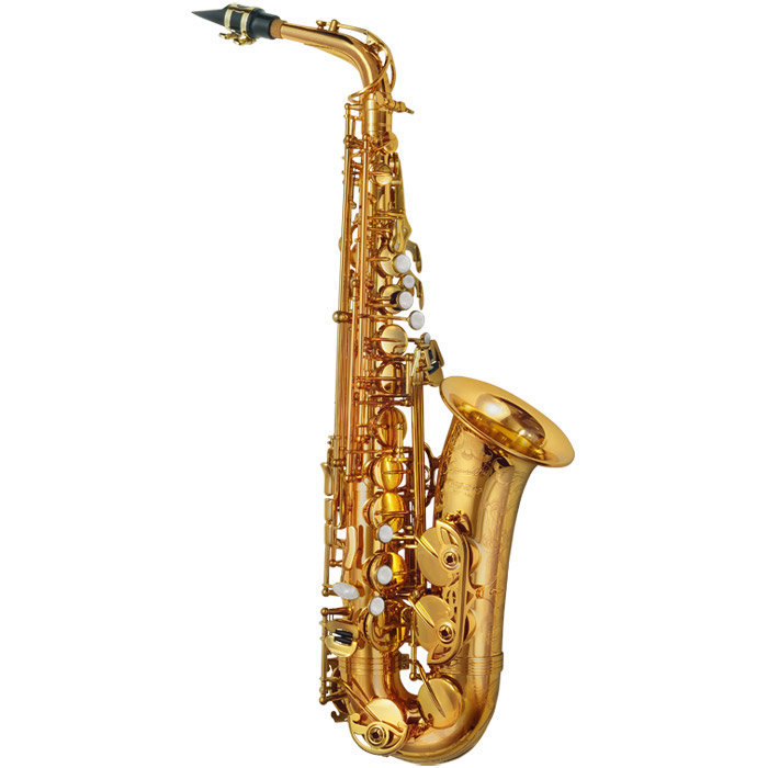 View larger image of P. Mauriat Master 97A Alto Saxophone - Gold