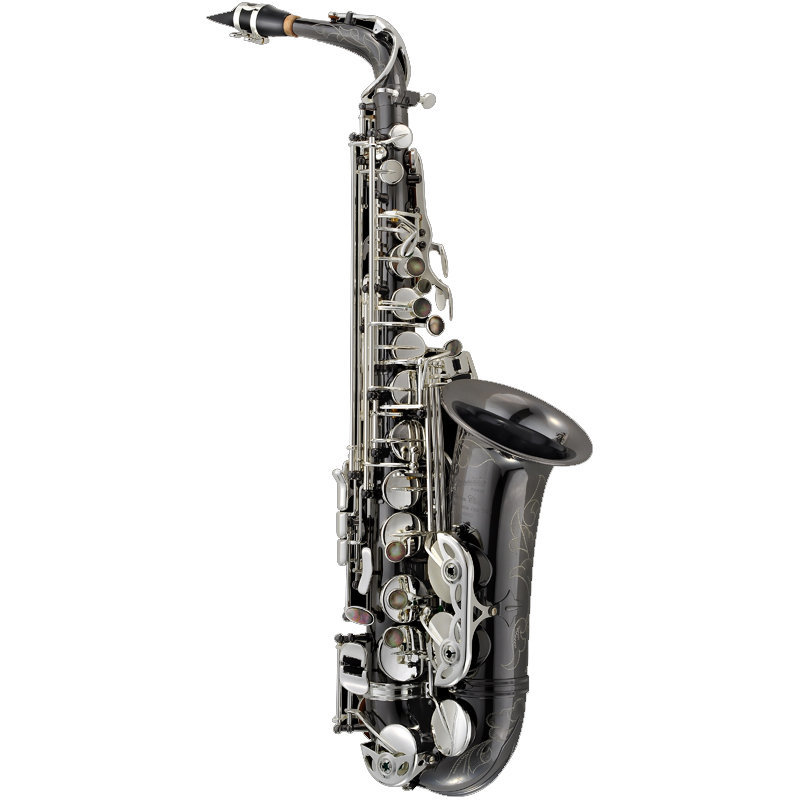 View larger image of P. Mauriat PSMA-500BX Alto Saxophone with Silver Keys