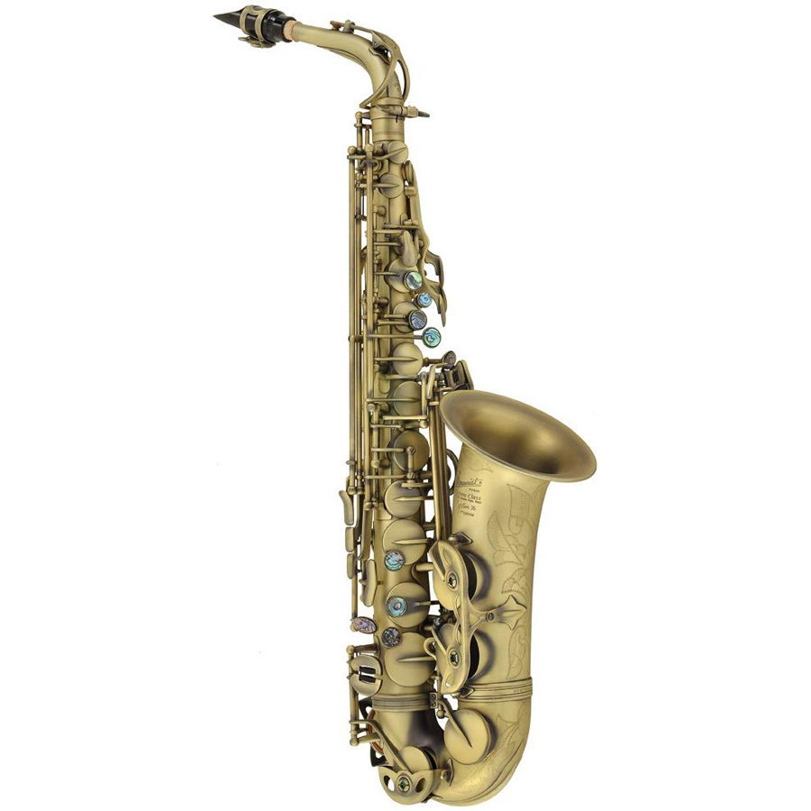 View larger image of P. Mauriat System-76ADK Professional Alto Saxophone - Dark Lacqer