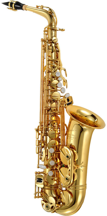 View larger image of P.Mauriet PMSA-180 Alto Saxophone - Gold Lacquer