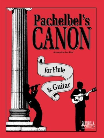 View larger image of Pachelbel Canon for Flute & Guitar