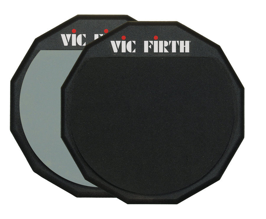 View larger image of PAD12D Pad Drum Practice Pad - 12, Double Sided