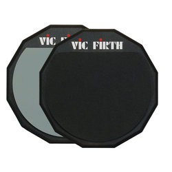 PAD12D Pad Drum Practice Pad - 12, Double Sided