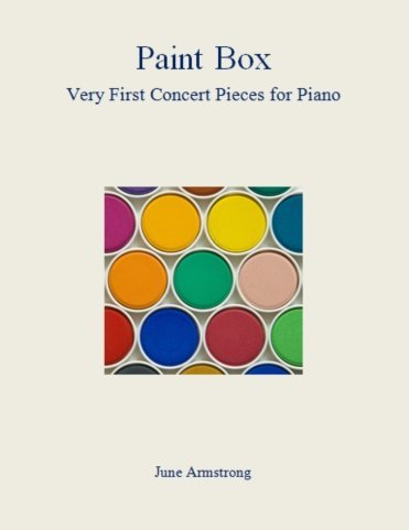 View larger image of Paint Box (Armstrong) - Piano Solo