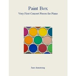 Paint Box (Armstrong) - Piano Solo