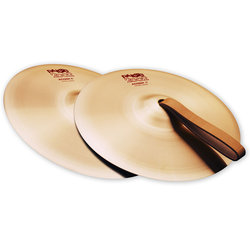 Paiste 2002 Accent Cymbal - 4, Pair