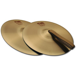 Paiste 2002 Accent Cymbal - 8, Pair