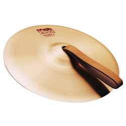 Paiste 2002 Accent Cymbal with Leather Strap - 4