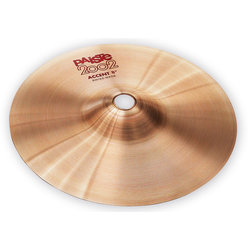 Paiste 2002 Accent Cymbal with Leather Strap - 8